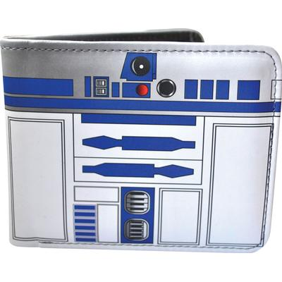 Star Wars R2-D2 Wallet - White Blue