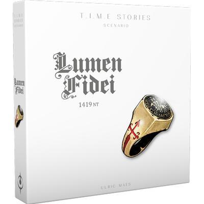 Spacecowboys T.I.M.E Stories: Lumen Fidei (Engelska)