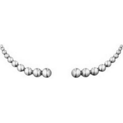 Georg Jensen Moonlight Grapes Silver Earrings (3539332)