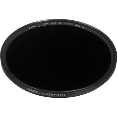 B+W Filter ND 1.8-64X SC 106 62mm