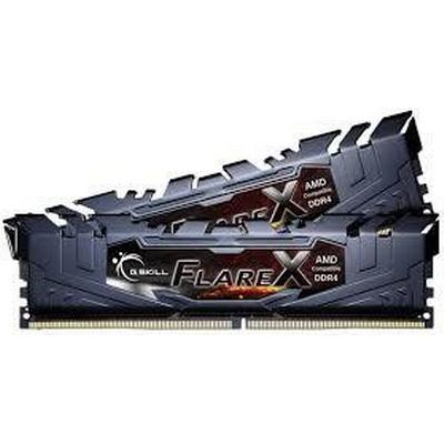 G.Skill Flare X DDR4 2400MHz 2x8GB for AMD (F4-2400C15D-16GFX)