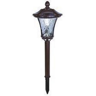 Star Trading Solar Energy Garden Lantern Utomhusbelysning