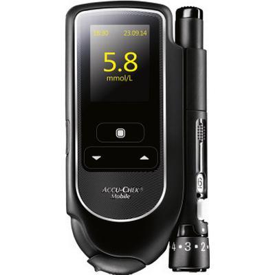 Accu-Chek Mobile Blood Glucose Meter