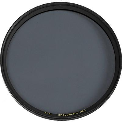 B+W Filter Circular Polarizer MRC 62mm