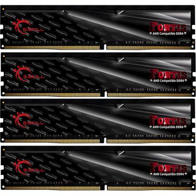 G.Skill Fortis DDR4 2400MHz 4x8GB for AMD (F4-2400C15Q-32GFT)