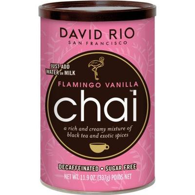 David Rio Flamingo Vanilla Chai 337g