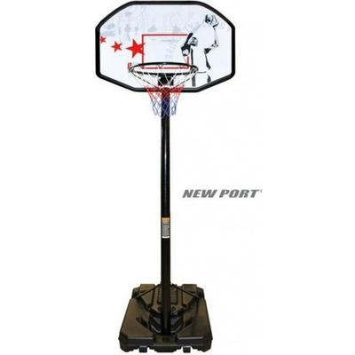 New Port Pro Basketball Stand