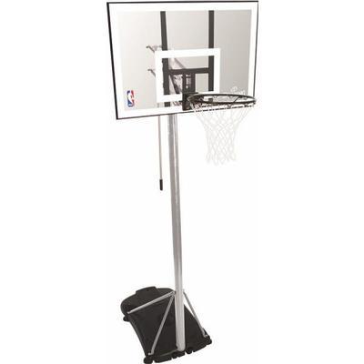 Spalding Standanlage NBA Silver