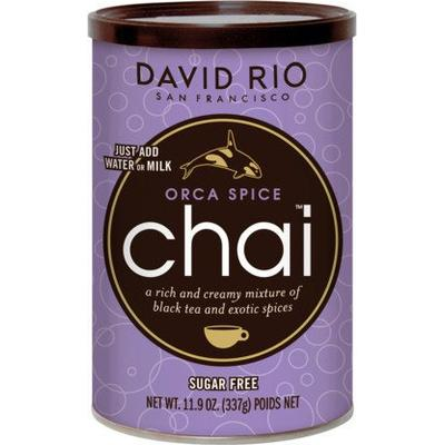 David Rio Orca Spice Chai SugarFree
