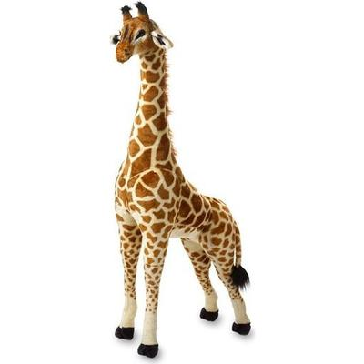 Melissa & Doug Giraffe Soft Stuffed Toy Animal