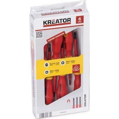 Kreator KRT400202 Set 6-delar