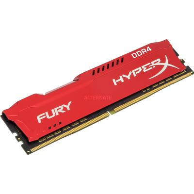 HyperX Fury Red DDR4 2133MHz 8GB (HX421C14FR2/8)
