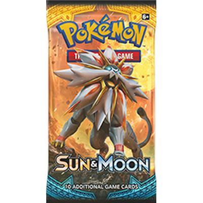 Pokémon Sun & Moon Booster Pack