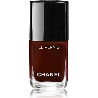Chanel Le Vernis Longwear Nail Colour #18 Rouge Noir 13ml