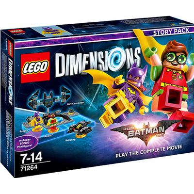 Lego Dimensions The Batman Movie Story Pack 71264