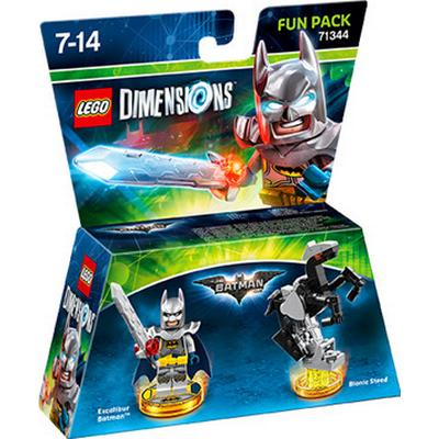 Lego Dimensions Excalibur Batman Fun Pack 71344