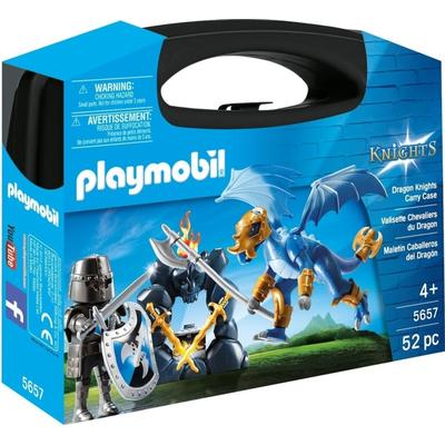 Playmobil Dragon Knights Carry Case 5657
