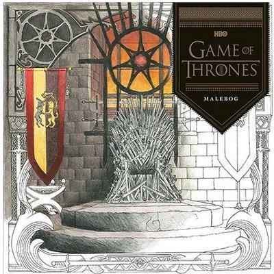 Malebog: Game Of Thrones: Du enten vinder eller dør i Game Of Thrones