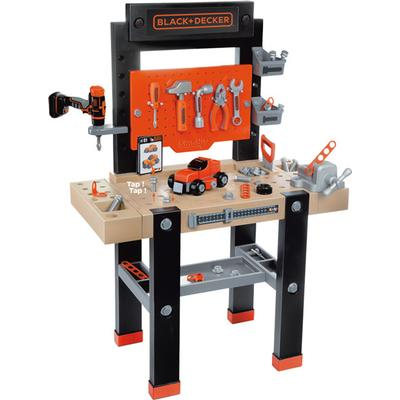 Smoby Black & Decker Bricolo Center