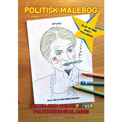 Politisk malebog: Slap af med magtfullness