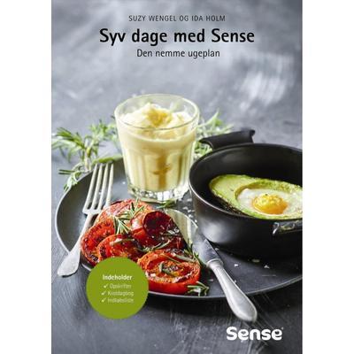 Syv dage med Sense: den nemme ugeplan, Hæfte