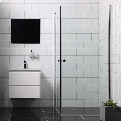 Bathlife Versatile Duschhörna 1000x1000mm