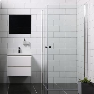Bathlife Versatile Duschhörna 900x700mm