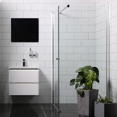 Bathlife Versatile Duschhörna 1000x800mm