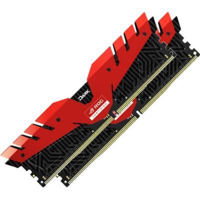 Team Group T-Force Dark Rog Red DDR4 3000MHz 2x8GB (TDRRD416G3000HC16CDC01)