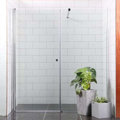 Bathlife Versatile Duschdörr 700mm