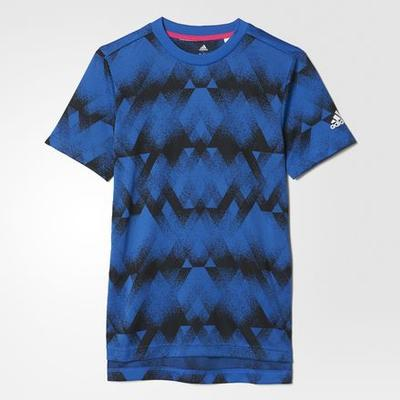 Adidas X Long T-shirt - Blue / Black (BJ8430)