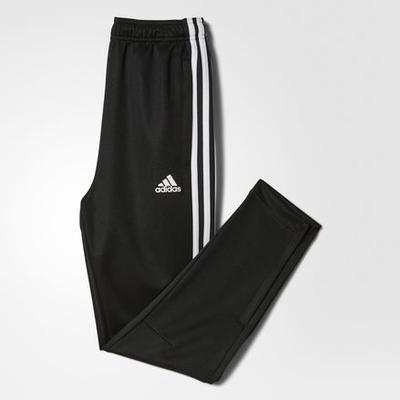 Adidas Tiro 3-Stripes Pants - Black / White (BQ2941)