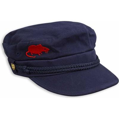 Mini Rodini Skipper Hat - Navy