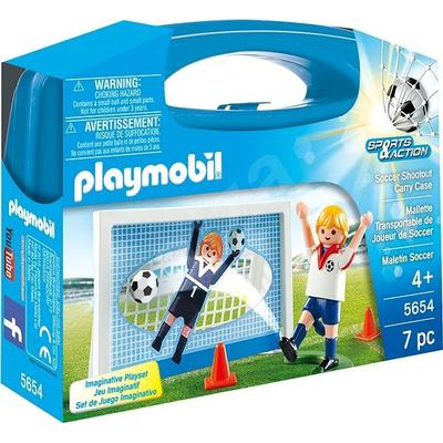 Playmobil Soccer Shootout Carry Case 5654