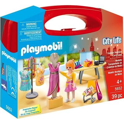 Playmobil Fashion Boutique Carry Case 5652
