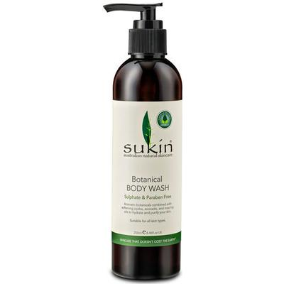 Sukin Botanical Body Wash 250ml