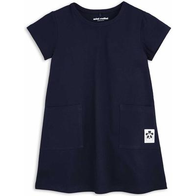 Mini Rodini Basic Dress - Navy