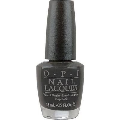 OPI Nail Lacquer Lady in Black 15ml