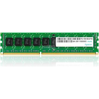 Apacer DDR3 1600MHz 4GB (DS.04G2K.KAM)