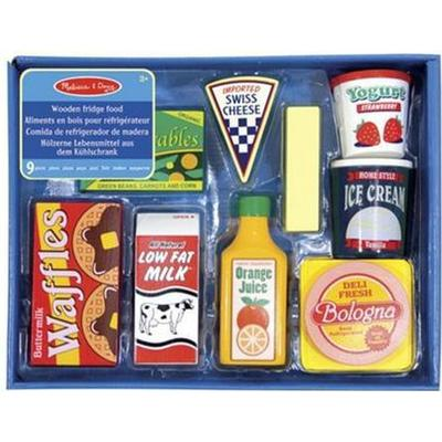 Melissa & Doug Fridge Food Set