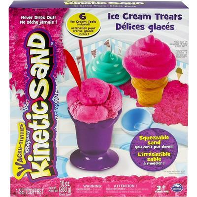 Spin Master Kinetic Sand Ice Cream Treats