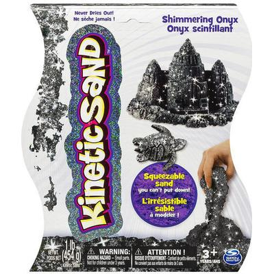Spin Master Kinetic Sand 1lb Shimmering Gem Sand Assortment