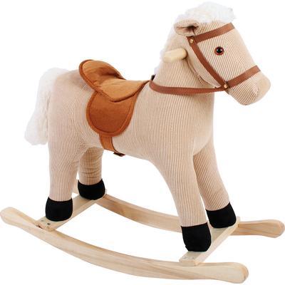 Bigjigs Cord Rocking Horse