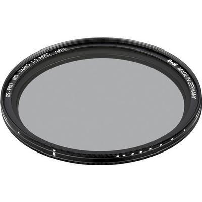 B+W Filter XS-Pro Vario ND MRC Nano 72mm