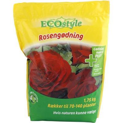 Ecostyle RosenGødning 1.75kg
