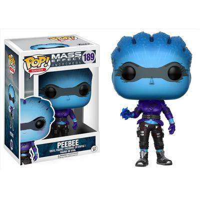Funko Pop! Games Mass Effect Andromeda Peebee