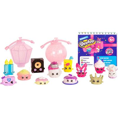Shopkins Series 7 Playset Pack of 12