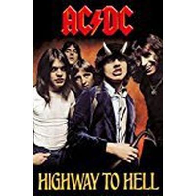 GB Eye AC/DC Highway to Hell Maxi 61x91.5cm Affisch