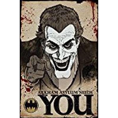 GB Eye Batman Comic Joker Needs You 61x91.5cm Affisch