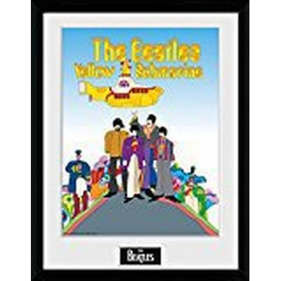 GB Eye The Beatles Yellow Submarine 30x40cm Affisch